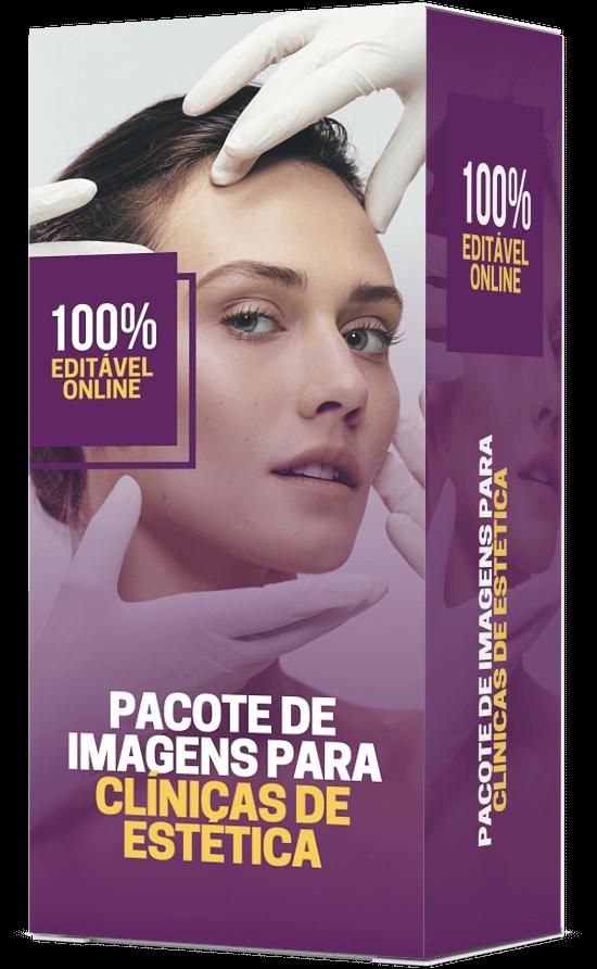 Pacote de Imagens para Clínicas de Estética