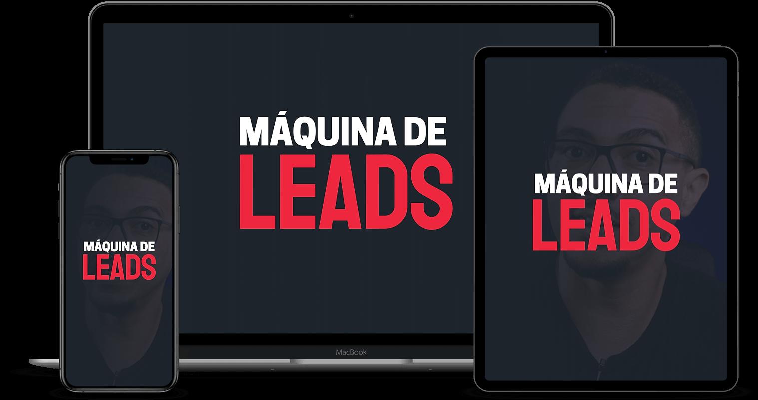Máquina de Leads